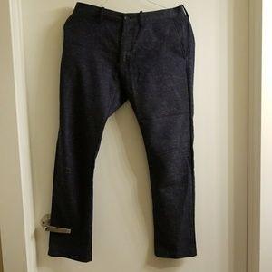 J Crew 31x30 Slim Fit Driggs Speckled Pants